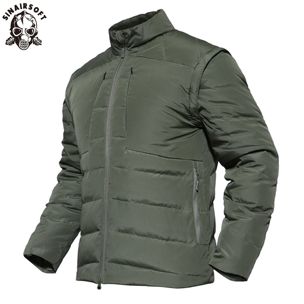 Sports Clothing Helpful Sinairsoft Army Camouflage Men Tactical Cotton Jacket Coat Military Winter Waterproof Cotton Hunt Clothes Warm Cotton Coat