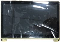 For Asus TP550L TP550LA Laptop FP TPAY15611A 01X LCD Touch Screen Digitizer Glass Assembly with Frame Bezel Replacement BLACK