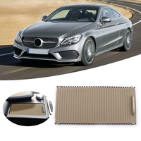 Center Console Roller Blind Cover For Benz E Class W212 S212 C Class W204 S204