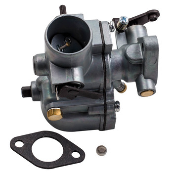 251234R91 Carb Carburetor w/ Gasket For IH Farmall Cub LowBoy 154/184/185/C60