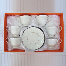 Gaiwan glass chinese tea set cup set Palace petal pattern A set of 12 pieces 255ml Birthday Holiday Gift exquisite gift box chinese tea set tea set gaiwan home decoration accessories black and white stripes a set of 8 pieces 250ml gift box
