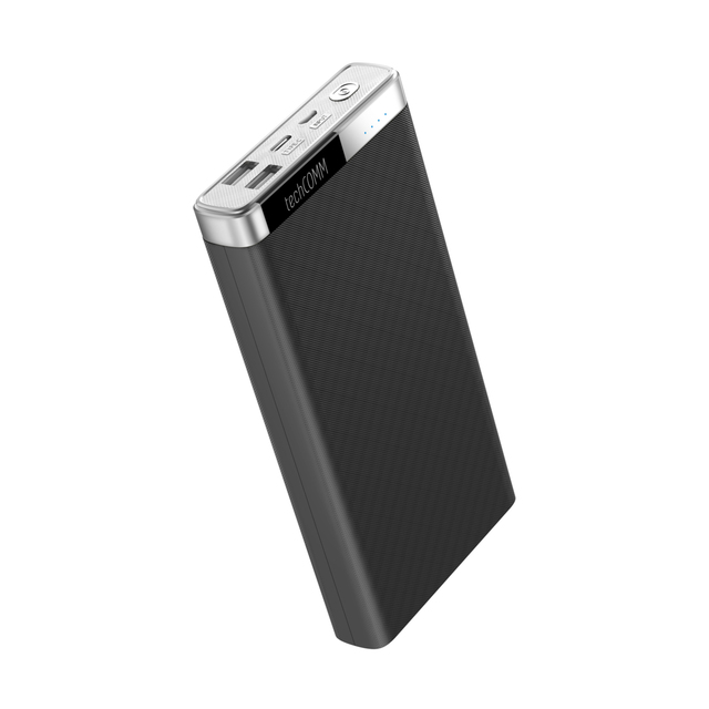TechComm PBW31 USB and Type C 10 000mAh Power Bank with Wireless Function