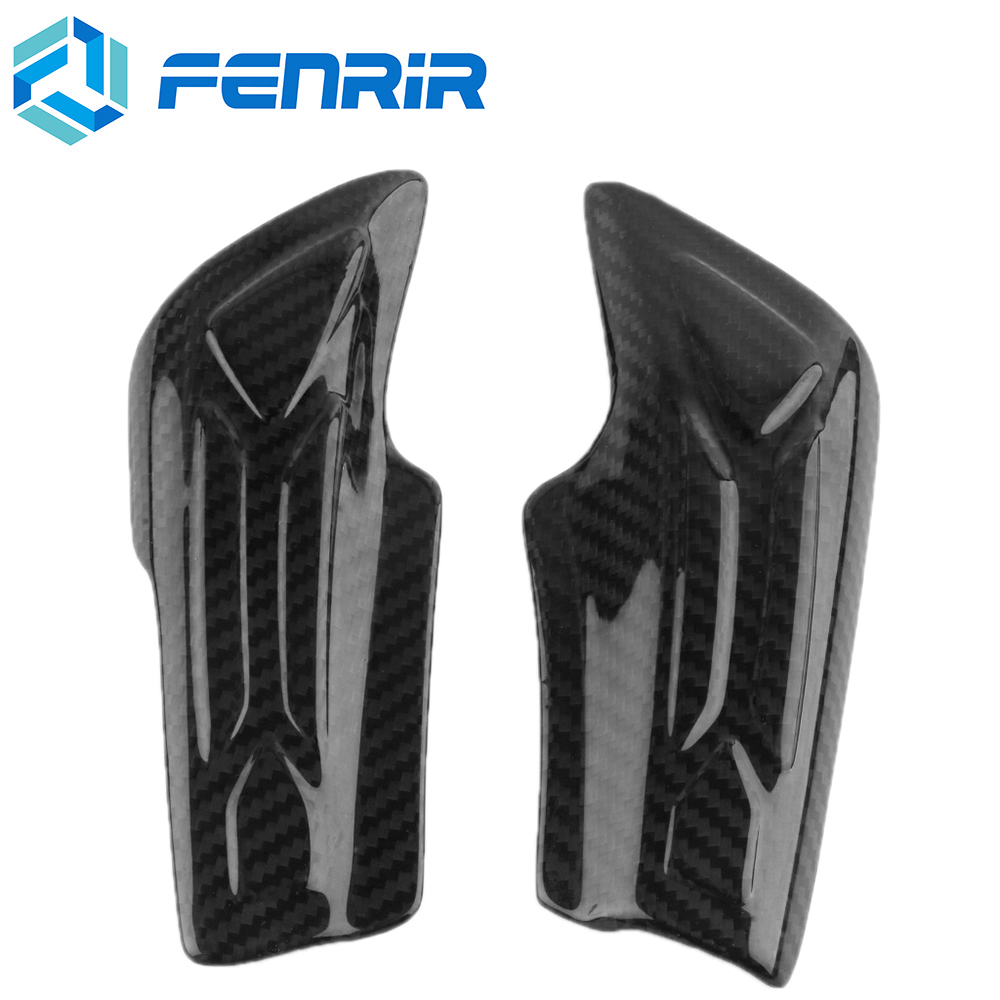 FENRIR <font><b>Carbon</b></font> <font><b>Fiber</b></font> Motorcycle Full Fairing Kits Rocker Arm Trim for <font><b>BMW</b></font> <font><b>S1000rr</b></font> 2015-2018 image