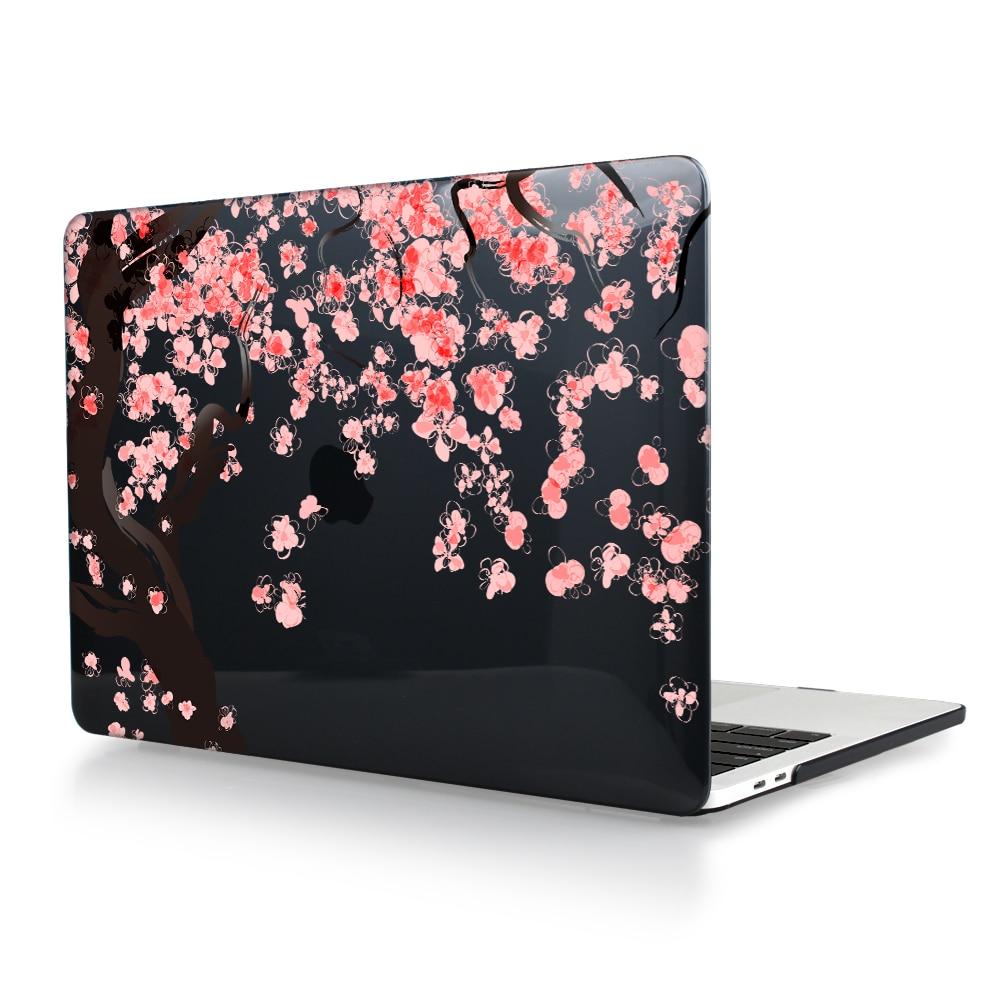 Cherry Blossom MacBook Air үшін қағазды басып - Ноутбуктердің аксессуарлары - фото 4
