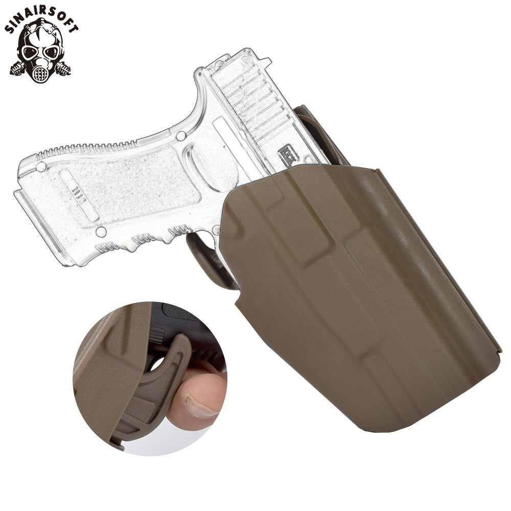 SINAIRSOFT Tactical Hunting Right Hand 579 Gls Pro-Fit Holster Paddle Duty WALTHER PPQ M2 9/40 Can Fit 1911 100 More Gun TypeSINAIRSOFT Tactical Hunting Right Hand 579 Gls Pro-Fit Holster Paddle Duty WALTHER PPQ M2 9/40 Can Fit 1911 100 More Gun Type