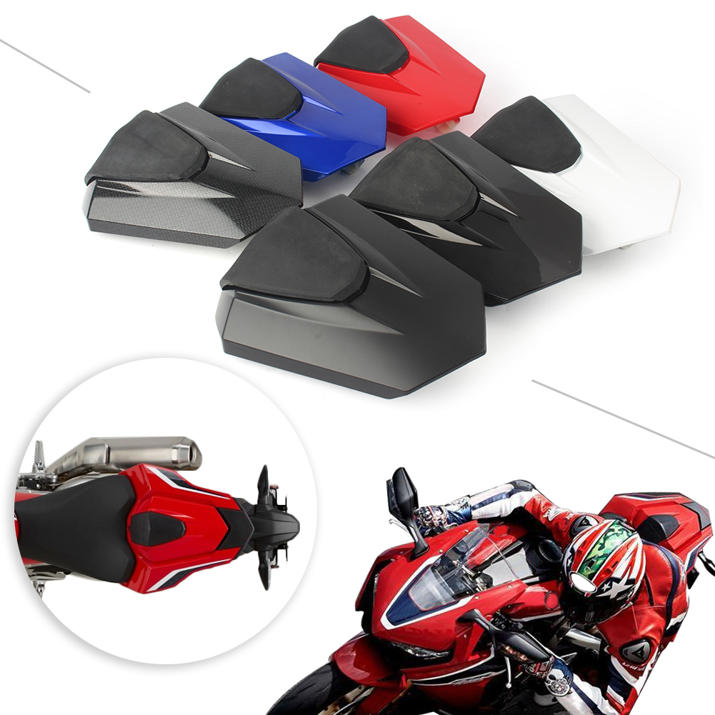 <font><b>CBR</b></font> 1000RR Rear Pillion Passenger Cowl Seat Back Cover GZYF Motorcycle Spare Parts For Honda <font><b>2017</b></font> 2018 ABS plastic image