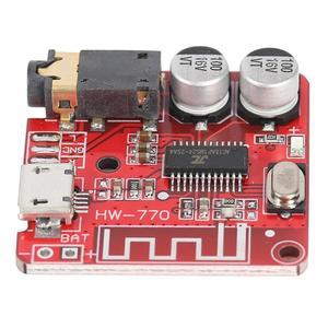 5 в MP3 Bluetooth декодер плата без потерь автомобильный динамик аудио усилитель плата Модифицированная Bluetooth 4,1 схема стерео приемник модуль