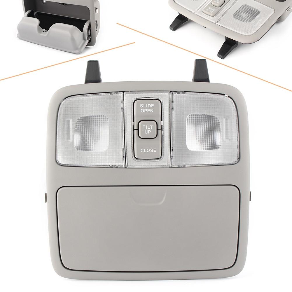 Window Control Switch Map Lamp Overhead Console Sunroof For Hyundai Elantra Sedan 2007 2008 2009 2010