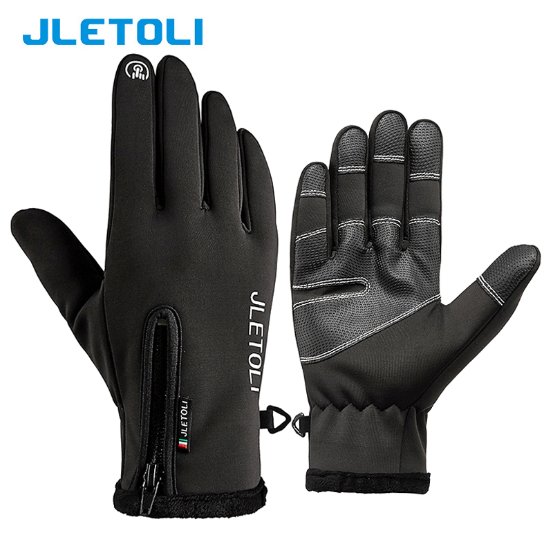 Gloves, Windproof, Women, Full, For, Cycling