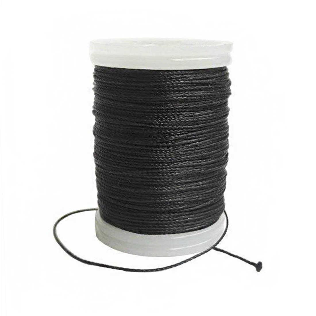 Black Nock /& Peep Bow String Serving Bowstring Nylon
