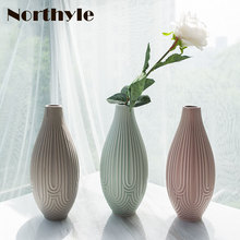 Genuine Dream house DH VS156367 modern ceramic vase porcelain flower bottle for wedding decoration floor vases home decor