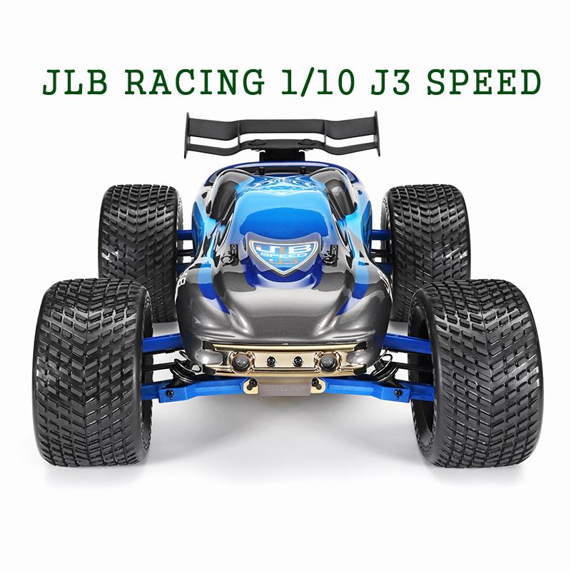 JLB Racing 1/10 2.4GHz J3 Speed 120A Truggy RC Car RTR/ATR  Brushless Off-Road Vehicle Modle RC Toy Boy Hot Sales