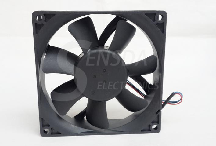 Wholesale Delta Electronics AFB0912H -AF00 9025 9225 90mm 9cm DC 12V 0.30A 3-pin 3-wire server axial cooling fan