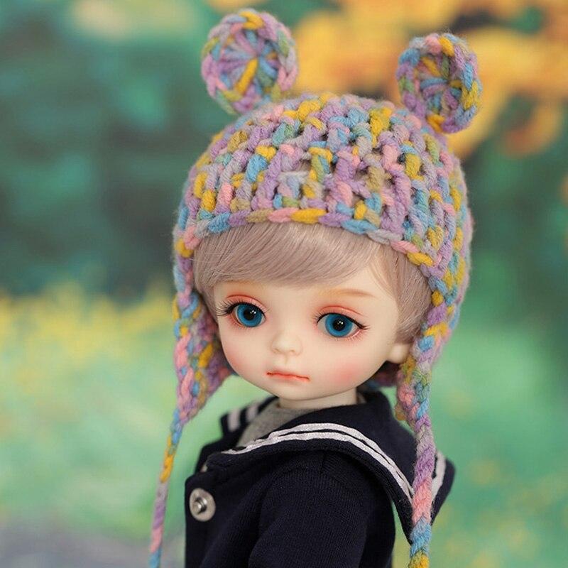 1/6 BJD 人形フルセットスーツ Napi 栗 Marou Karou 睡眠 Karou かわいい YOSD かつら服靴 Littlefee フルセット  グループ上の おもちゃ & ホビー からの 人形 の中 1