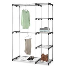 Wardrobe DIY Closet Portable Storage Cabinet Rack Organizer Moistureproof Furniture Easy To Install Strong Capacity High Quality все цены