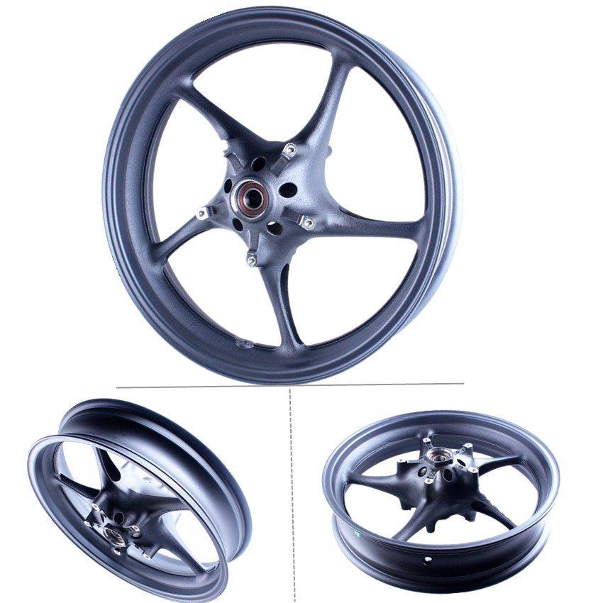 En aluminium Jante de Roue Avant Pour Yamaha YZF-R6S 2006-2009 YZF-R6 2003-2011 2004 2005 2006 2007 2008