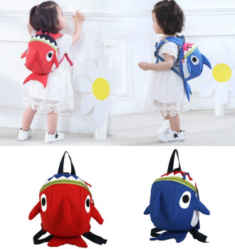 Baby Shark Backpack for Toddler