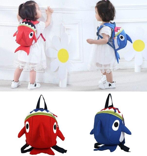 Baby Shark Backpack for Toddler