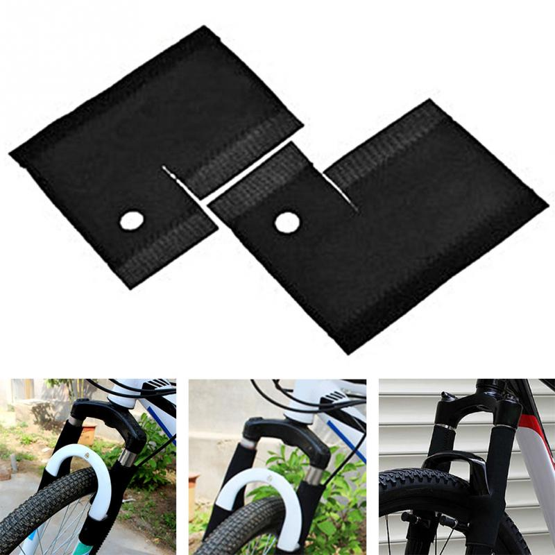 Bicycle MTB Front Fork Protector Nylon Fabric Front Fork Wrap Cover Guard Protector Cycling Bike Accessories #20