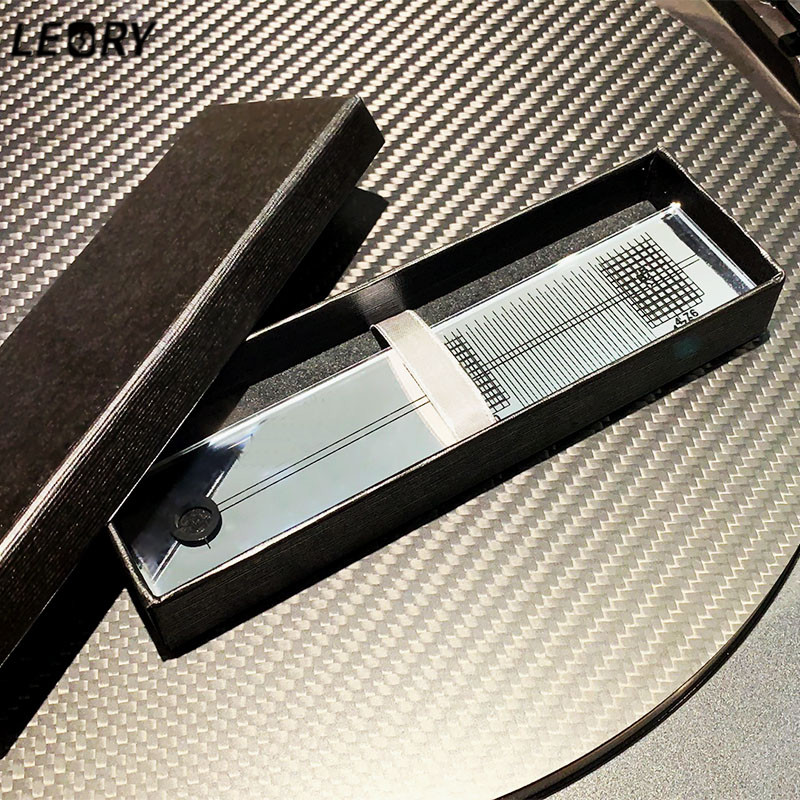 In Pflichtbewusst Leory Lp Vinyl Patrone Stylus Azimut Entschädigung Winkel/kalibrierung Gauge Einstellung Herrscher Für Phonographen Plattenspieler Modischer Stil;