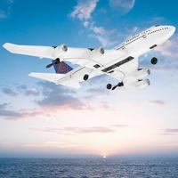 A150 Boeing B747 Aviation Model Three Channel Training Machine Kids Toy Remote Control Airplane Toys Electronic Toys for Kids