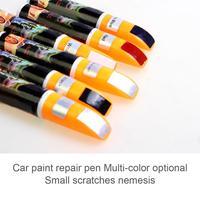 black silver 6 Color Car Paint Repair Pen Scratch Repair Pen Paint Repair Red Black White Silver Gray Paint Touch Pen Automotive Car Vehicle (4)