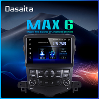 Dasaita Car 2 Din Android 9.0 GPS for Chevrolet Cruze 2008 2009 2010 2011 Auto Radio 8 Multi Touch Screen Navigation TDA7850