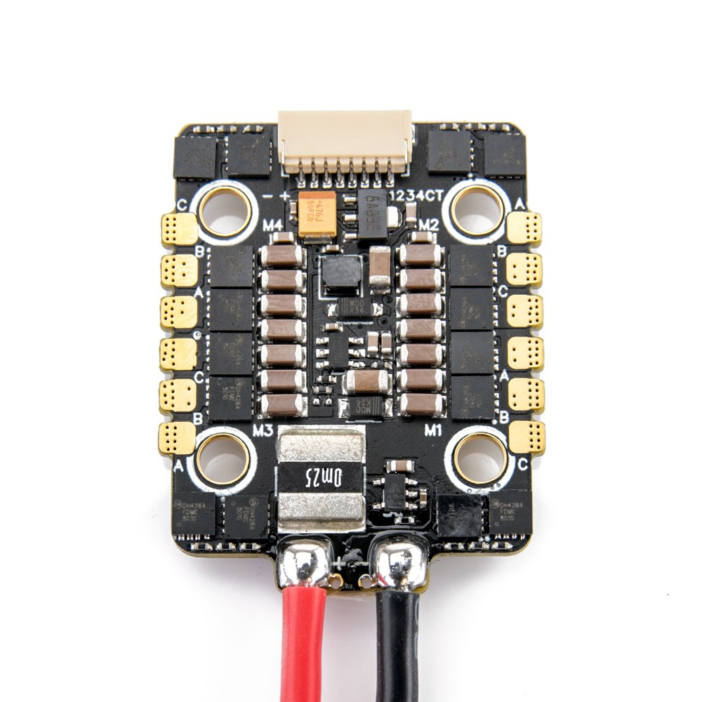 AIKON AK32PIN 4 IN 1 <font><b>35A</b></font> 2-6S Blheli_32 w/ 5V/3A BEC 20x20mm Brushless <font><b>ESC</b></font> for RC Remote Control Toys Spare Parts Accessories image