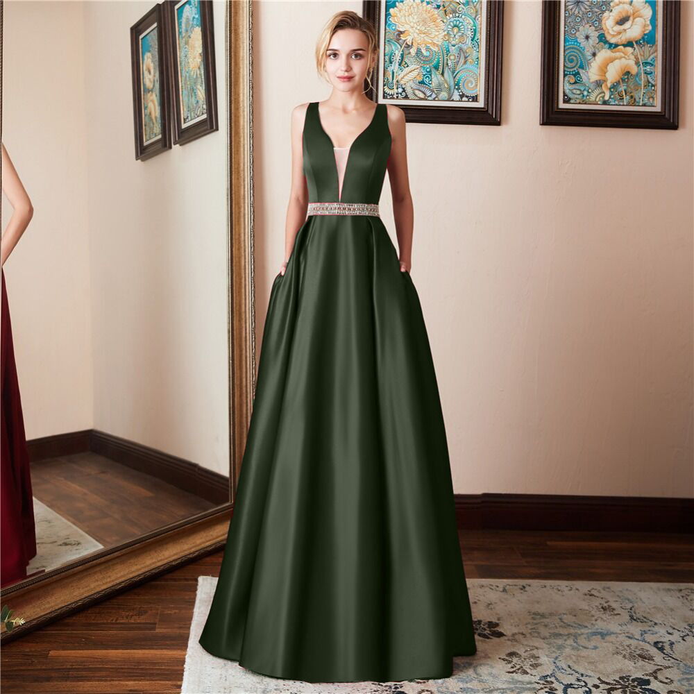 38b344f875f Buy prom green dress and get free shipping on AliExpress.com