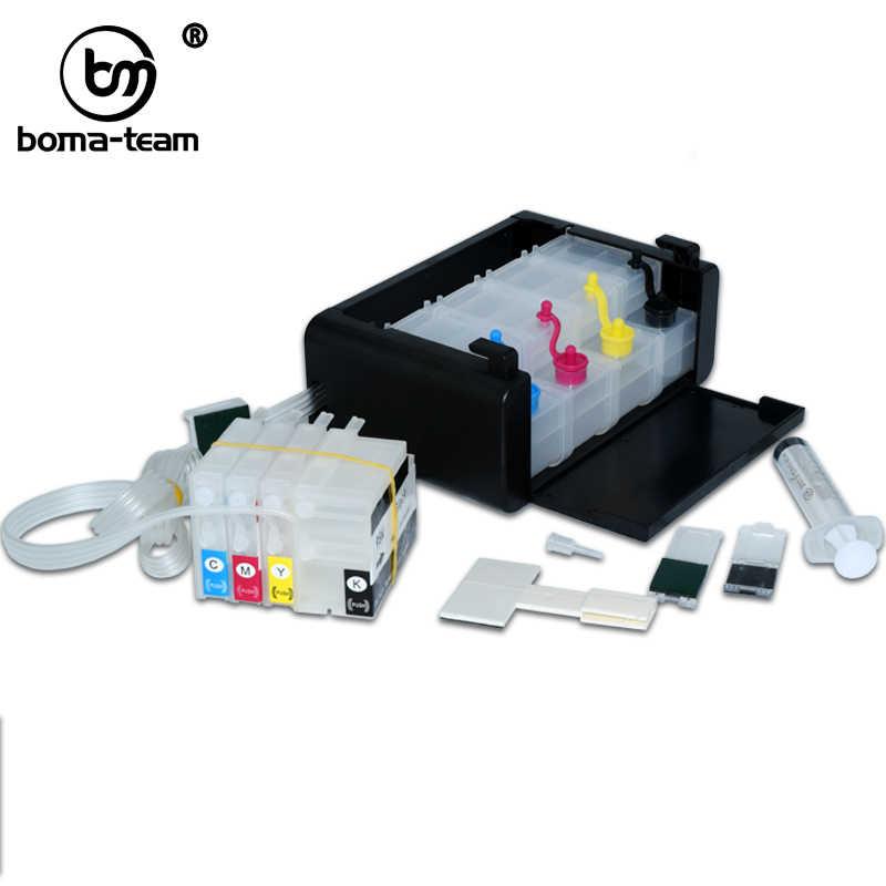 952XL 953xl 954xl 955xl Ciss System With ARC For HP officejet 7720 7740  8210 7616 8710 8715 8720 8725 8730 8740 HP954 Printer