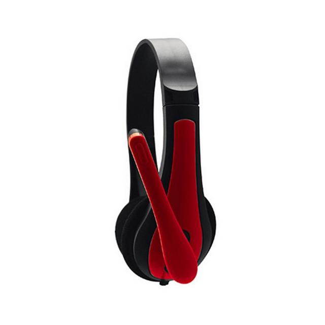 Portable Earphones E sports Gaming Headphones Stereo Hd Bass Sounds Surrounding Music Devices With Mic 3.5MM Wired Comfortable