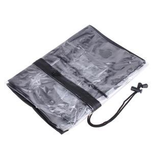 Image 2 - Professionelle Kamera Regen Abdeckung Regenmantel Wasserdicht Staub Protector für Canon 5D3 70D 6D für Nikon D3000/ D3200/ D5100 für Pentax