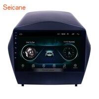 Seicane Android 8,1 9 2din автомобильный радиоприемник для 2009 2010 2011 2012 2015 hyundai IX35 GPS; Мультимедийный проигрыватель с Bluetooth WI FI OBD2