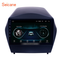 Seicane Android 8.1 9 2din Car Radio For 2009 2010 2011 2012 2015 Hyundai IX35 GPS Multimedia Player With Bluetooth WIFI OBD2