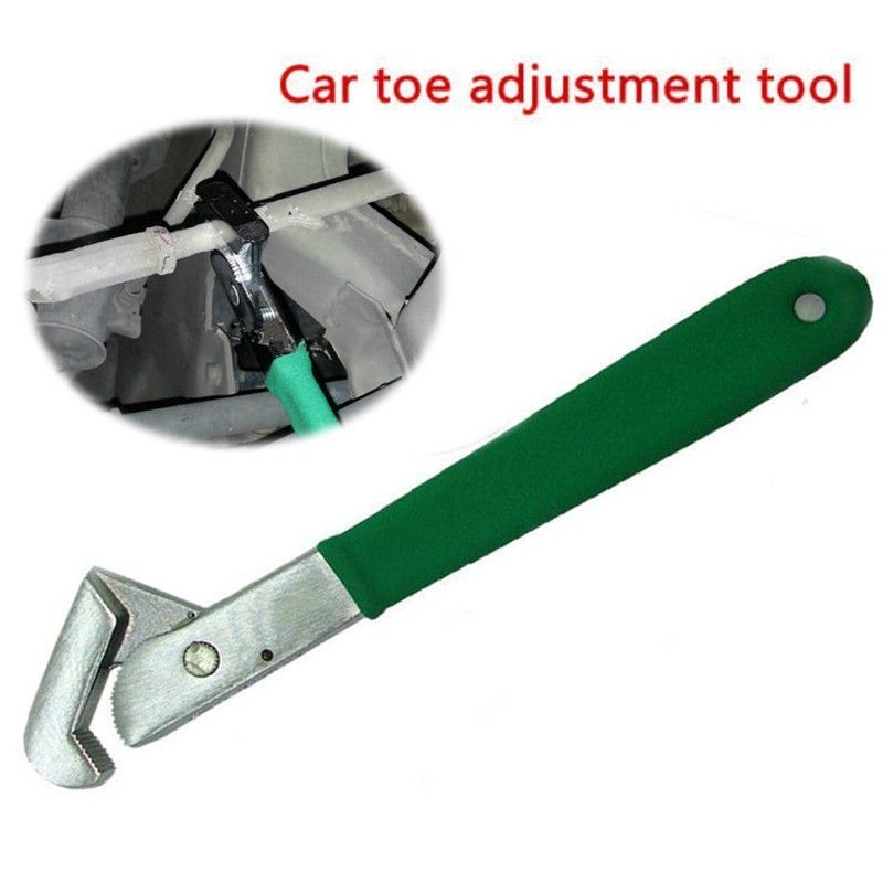Universal 10 Inch Truck Toe Adjustable Wrench Four Wheel Alignment Repair Manual Tool