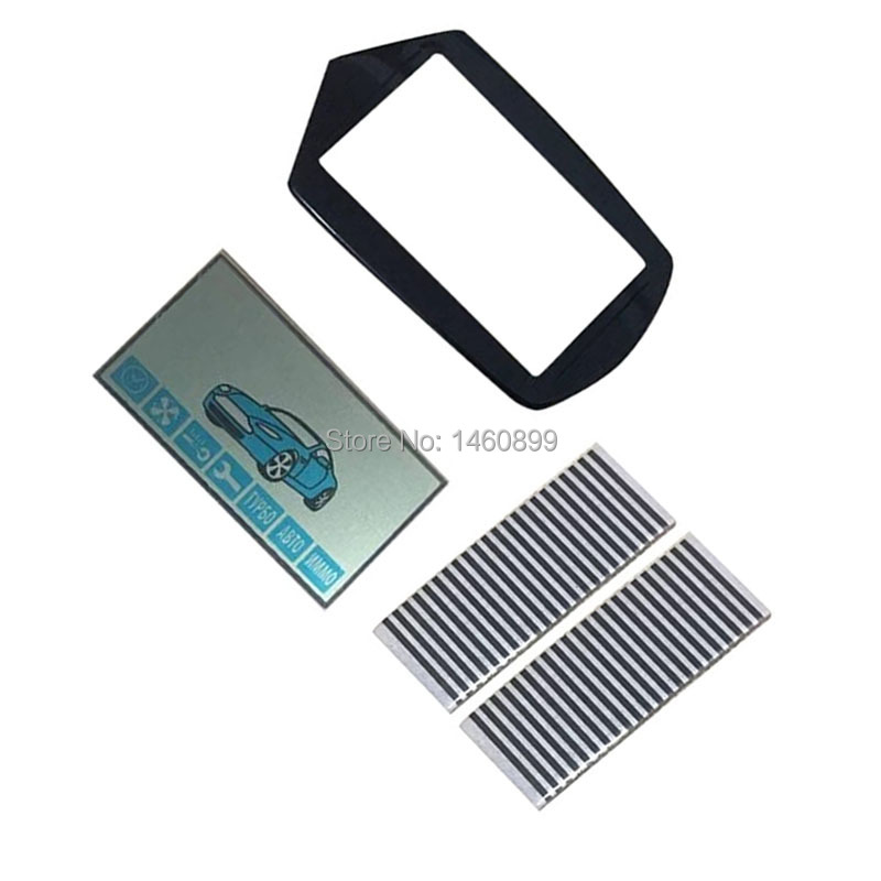 Wholesale Russia A91 Lcd Display Flexible Cable For Key Chain Fob Starline A91 LCD Remote Control A91 Lcd Zebra Stripes KeychainWholesale Russia A91 Lcd Display Flexible Cable For Key Chain Fob Starline A91 LCD Remote Control A91 Lcd Zebra Stripes Keychain