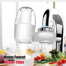 Кухонные смесители для воды фильтр моющиеся керамические смесители крепление водопроводной воды очиститель Filtro ржавчины удаление бактерий w/Сменный фильтр
