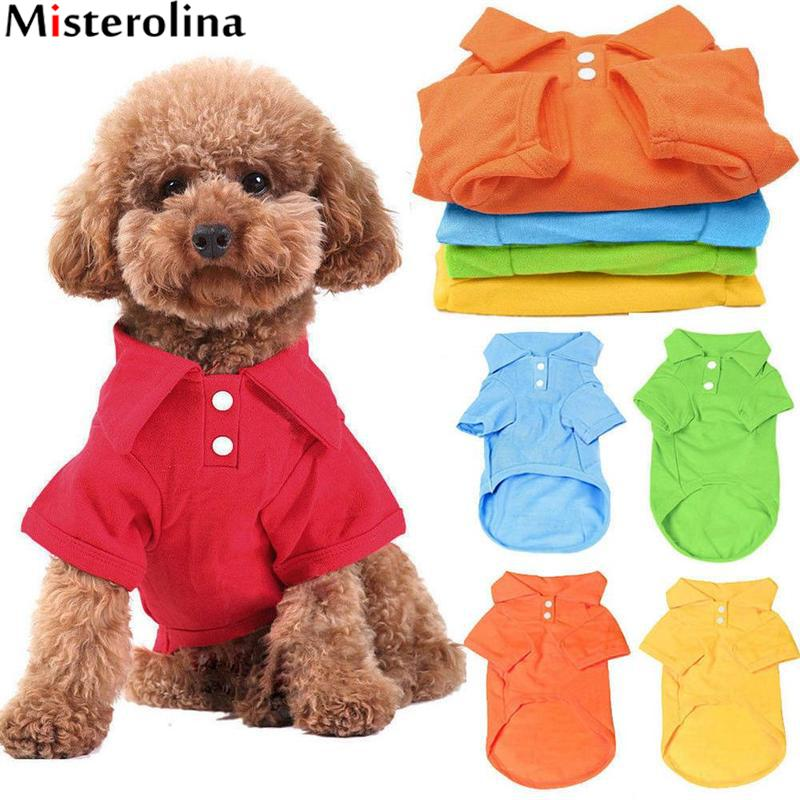 Dog Vests Pet Dog Love Heart Mesh Vest Clothing Summer Cute Puppy Dogs Cat Breathable T-shirt Clothes Size Xs S M L Xl