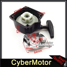 Recoil Pull Start с когтями для Motovox MVS10 43cc 2HP стоячий газовый скутер