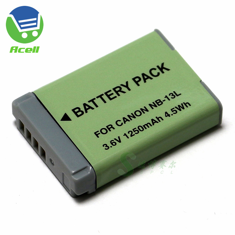 G9X//Cargador Usb NB-13L Batería para Canon PowerShot SX720 G7XII SX730 G3X G7X