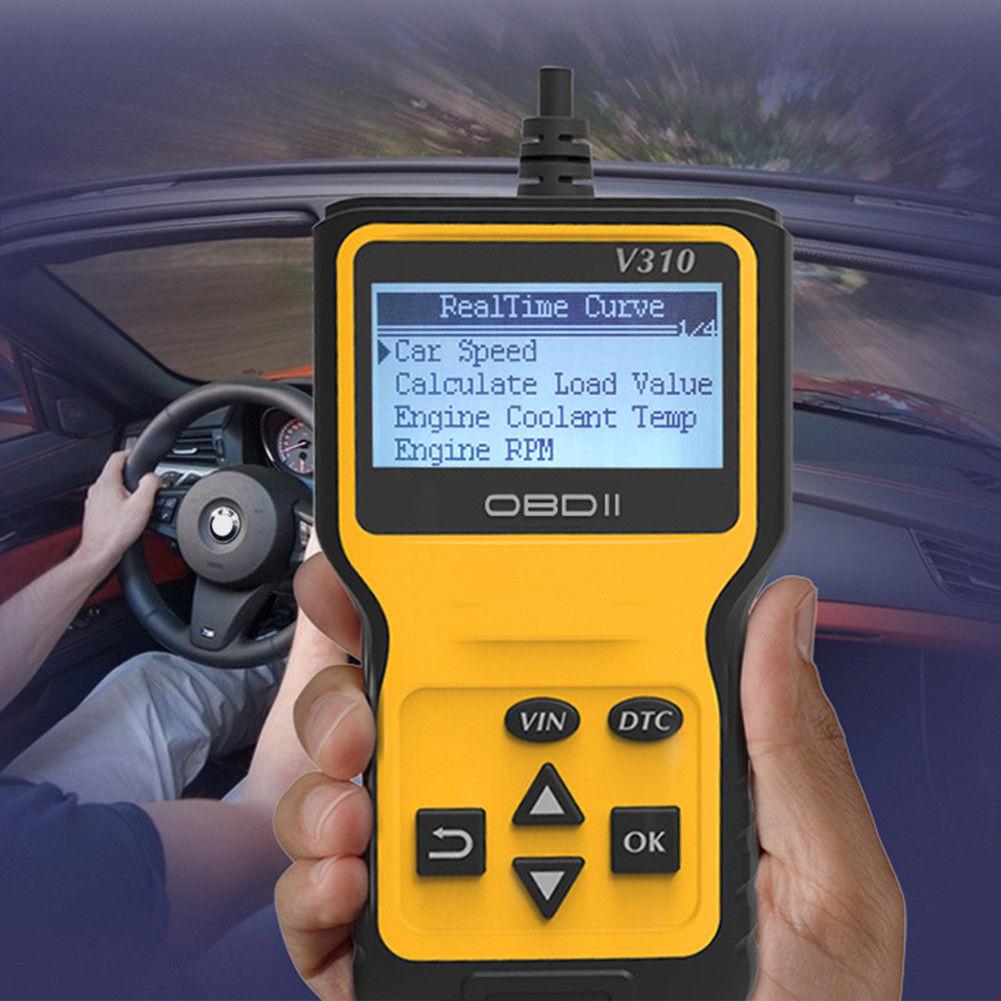 Universal Car OBD2 Code Reader Scanner Auto Engine Analyzer Diagnostic Scan Tool
