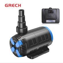 Aquarium fish tank frequency conversion pump amphibious dual-use five intelligent protection function