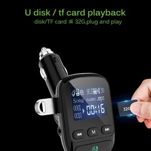 Music Bluetooth 5.0 FM Transmi