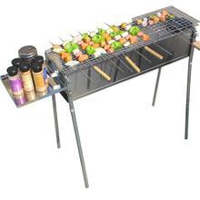 Izgara Grelha Para Churrasco Garden Gril Smoker Asador A Carbon Commercial Churrasqueira Parrilla Barbecue For Outdoor Bbq Grill