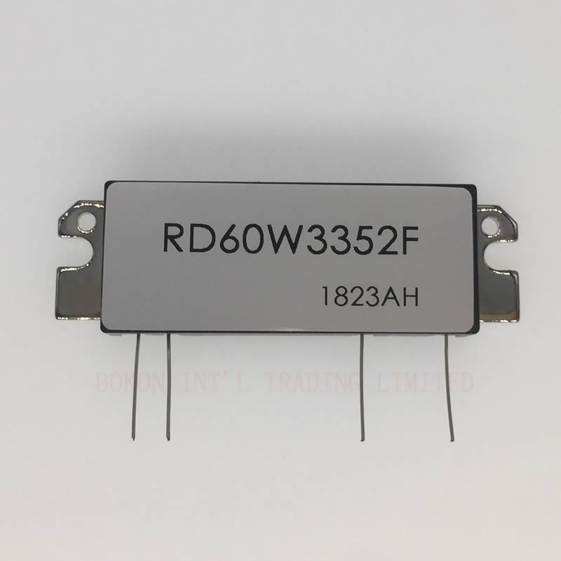 RD60W3352F RF Power Modules 330-520MHz 24V For 60W  12.5V For 30W Cross Reference RA55H3340M1 RA60H4047M1 RA60H4452M1 ETC
