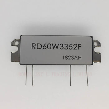 RD60W3352F RF Power Modules 330-520MHz 24V For 60W  12.5V For 30W Cross Reference RA55H3340M1 RA60H4047M1 RA60H4452M1 ETC