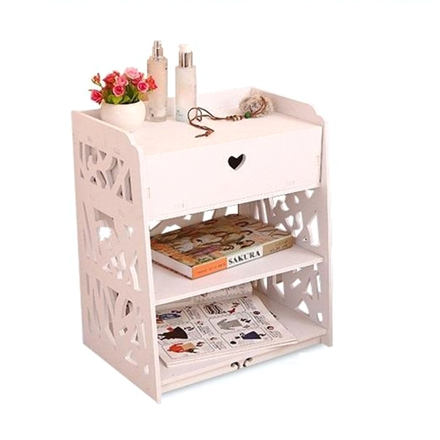 Noche Para El Szafka Nocna Yatak Odasi Mobilya European Wooden Mueble De Dormitorio Cabinet Bedroom Furniture Quarto Nightstand