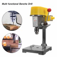 Electric Benchs Drill Press Stand Power Tools Accessories Benchs Drill Press Stand DIY Tool Base Frame for Hand Drill Holder