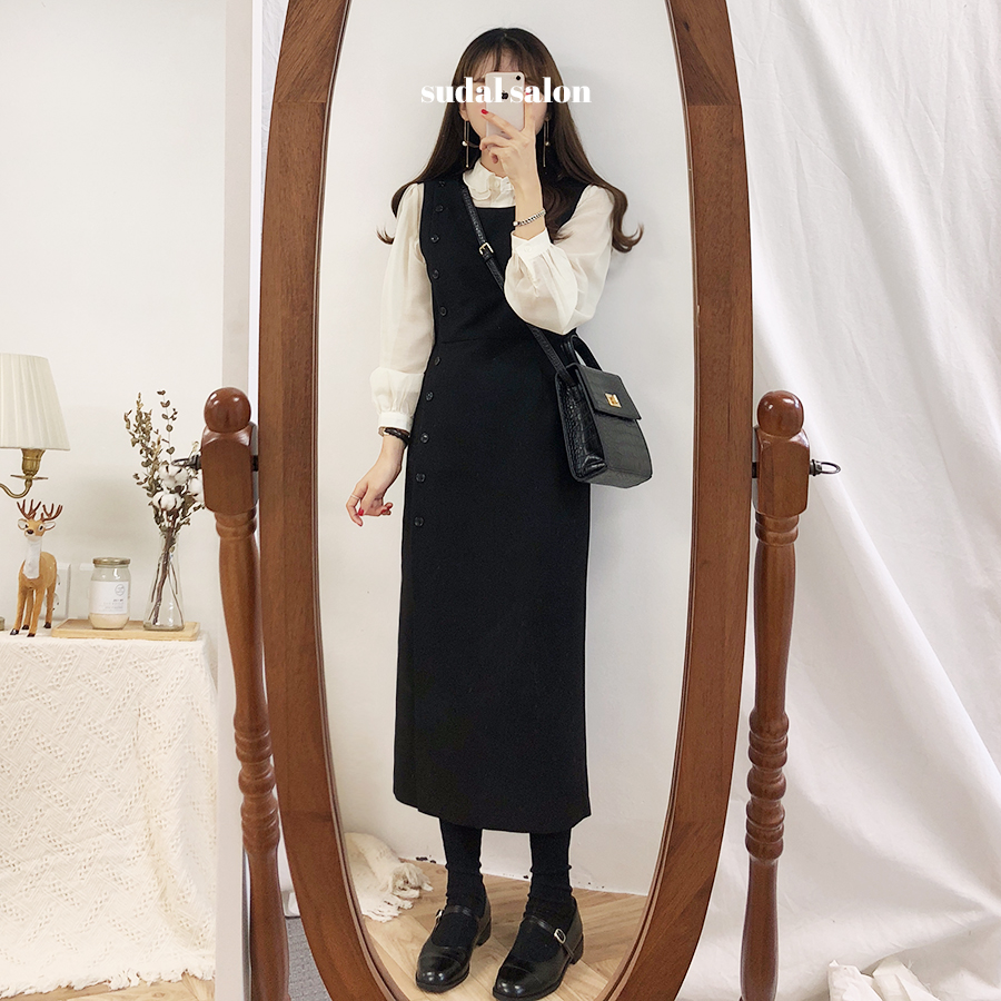 S-XL Spring Robe Femme Casual Boho OL Casual Sleeveless Black Women Sundresses Female Dress  O Neck Braces Robe Femme Vestido