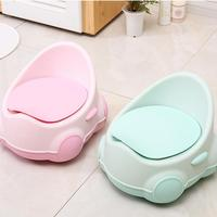 Portable Baby Potty Cute Kids Potty Training Seat Children's Urinals Baby Toilet Bowl Child Potty Urinal